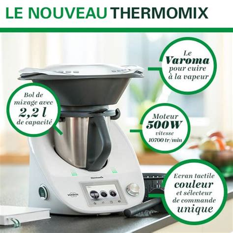 Thermomix Dernier Modèle
