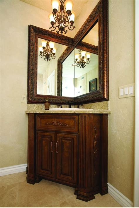 small corner bathroom cabinet with mirror 25 best ideas about corner bathroom vanity on