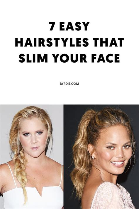 Hairstyles That Slim Your by 17 Best Images About Hair On Coconut