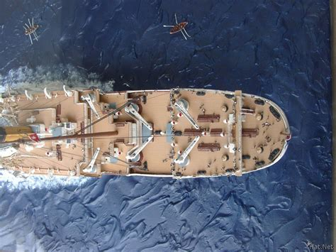 model boat sinking sinking ship model orange space center vancoolver photos