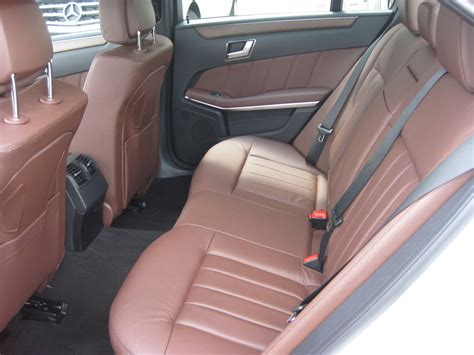 brown leather seats mercedes benzblogger 187 archiv 187 2014 mercedes e350 with