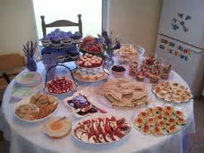 great baby shower finger foods baby sprinkle pinterest