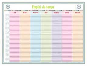 Calendrier Diddl A Imprimer Emploi Du Temps Vide 224 Imprimer 233 Cole Les Imprimables