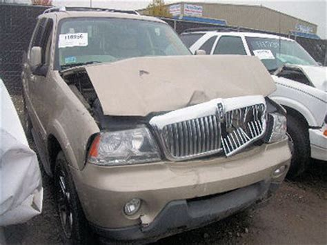 2005 lincoln aviator parts 2005 lincoln aviator awd suv subway truck parts inc