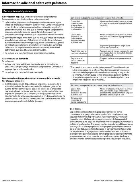 comparison of 12 cfr appendix h to part 1026 eregulations