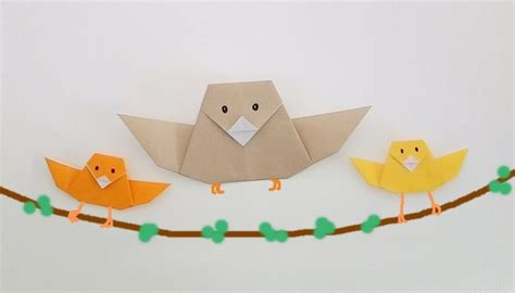 Really Easy Origami - 1000 ideas about easy origami animals on