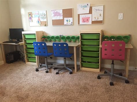 TROFAST Kid Desk and Workstation   IKEA Hackers   IKEA Hackers