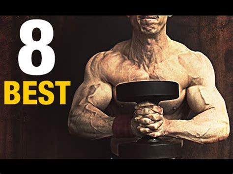 crush grip dumbbell bench press 8 best dumbbell exercises ever hit every muscle youtube