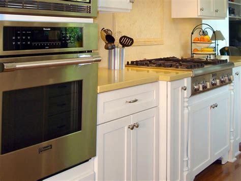 kitchen appliances in spanish vintage bungalow kitchen renovation hgtv
