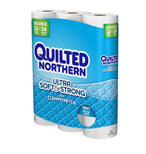 Who Makes Northern Toilet Paper - quilted northern ultra soft and strong toilet paper bath