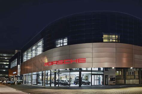 Porsche Zentren by Porsche Schweiz Steigert Auslieferungen Um Zehn Prozent