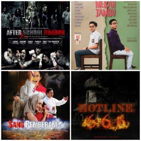 full film horor indonesia terbaru bioskop 4 film indonesia ini ramaikan bioskop semarang 22 mei