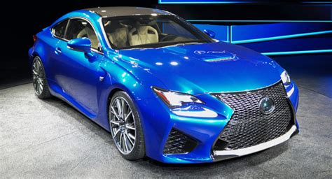 new lexus rc f comes with 450hp v8 that uses both