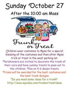 Trunk Or Treat Flyer Template by Trunk Or Treat Flyer Template Free Image Mag