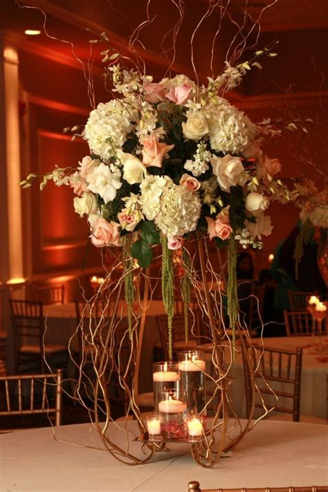 17 Best Images About Centerpieces On Pinterest Vase High Centerpieces For Weddings