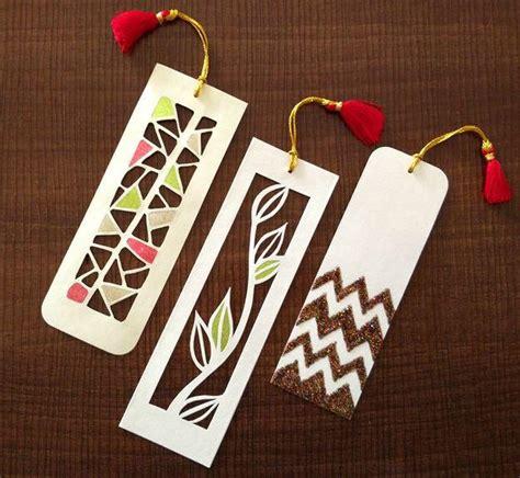 pretty paper cutting art diy bookmarks allfreepapercraftscom