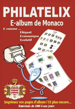 philatelix e album impression de philatelix e album impression de pages d album pour timbres de monaco taaf