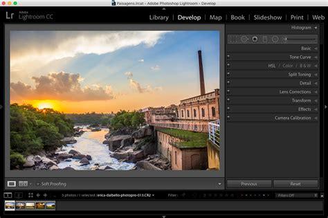 tutorial inicio lightroom transformando fotos com o lightroom photopro tutoriais
