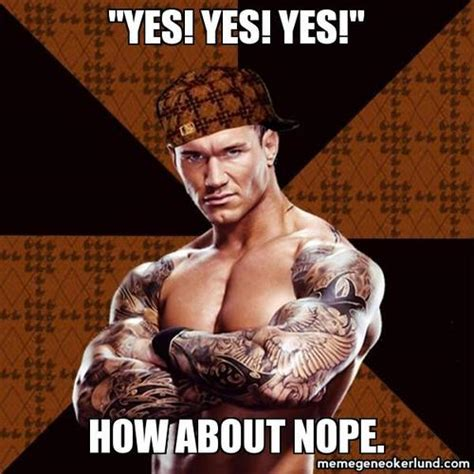 Randy Meme - randy orton wwe fan art 35342998 fanpop