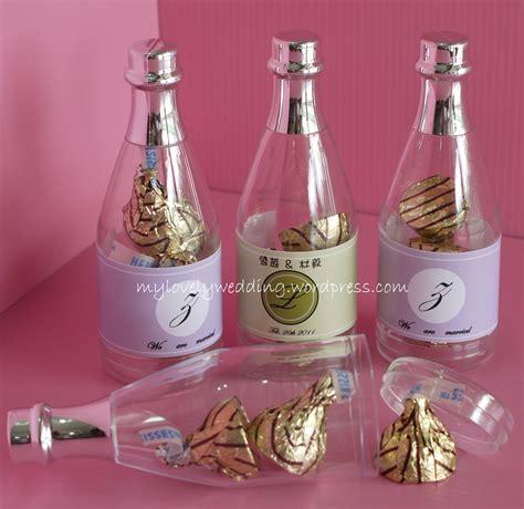 cari bottle door gift kahwin sebagai peransang majlis perkahwinan