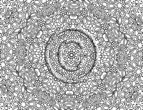 Detailed Coloring Page free coloring pages of aboriginal turtle pattern
