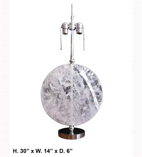 rock crystal l base the world of design