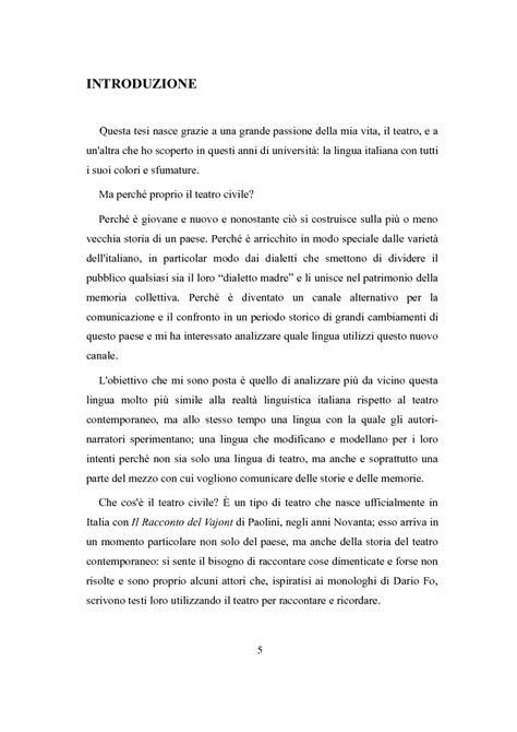 italiano testo la lingua teatro civile analisi dei testi di marco