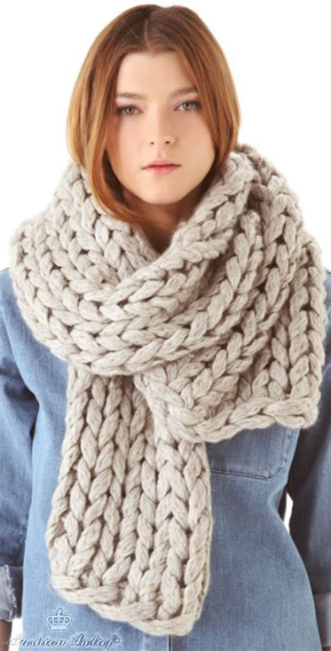 how to wear a knitted shawl knitted scarf fashion belief