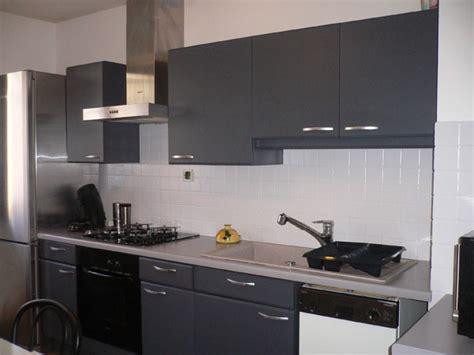 renover une cr馘ence de cuisine peinture de r 233 novation meubles et cuisine habitatpresto