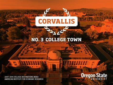 Oregon State Mba Tuition by Why Oregon State Office Of Admissions