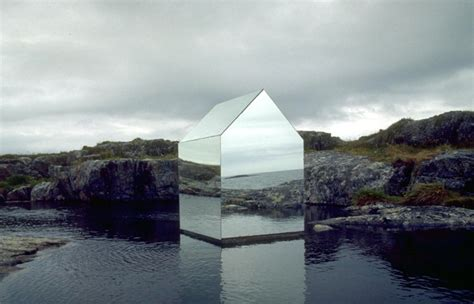 mirrored house mirror house ignant de