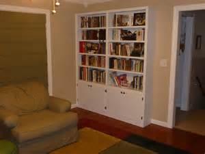 Custom Made Bookshelves Handmade Built In Bookshelves By Carolina Woodworking