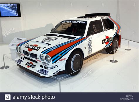 Lancia Delta Rally A Lancia Delta S4 B Rally Car On Display In Quot The