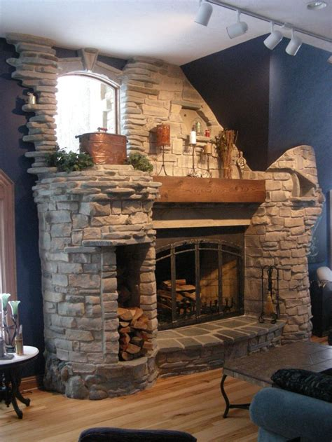 sandstone fireplace stone fireplaces pictures foot rumford fireplace