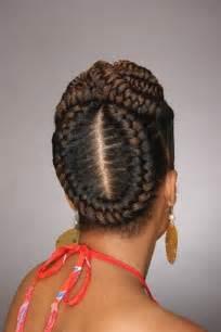 Corporate hairstyles for black women goddess braids vissa studios