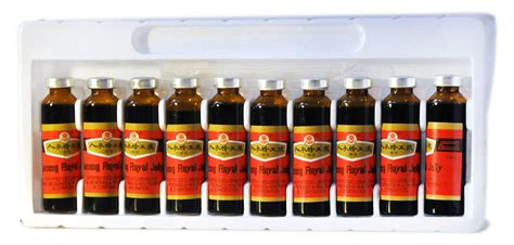 Royal Ginseng panax ginseng royal jelly extract liquid free