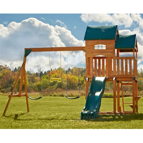 sears swing sets baby slide swing set from sears com