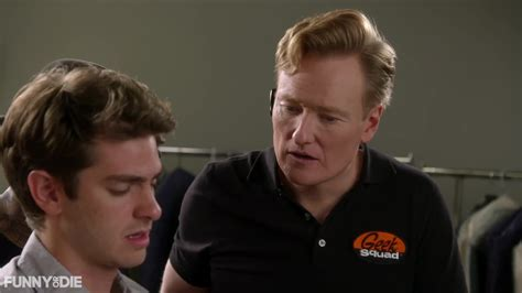 conan o brien in geek squad from the esps