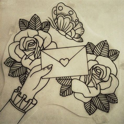 tattoo rose letters roses tattoo with letter and hand butterfly tattoos