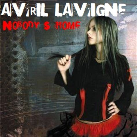 avril lavigne nobody s home cover by 05cockiness on deviantart
