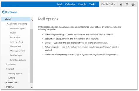 Office 365 Owa Windows Xp Image Gallery Outlook Web App Exle