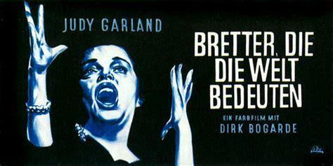 filmplakat bretter die die welt bedeuten 1963 plakat - Bretter Die Die Welt Bedeuten