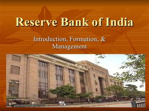 where is reserve bank of india reserve bank of india b v raghunandan