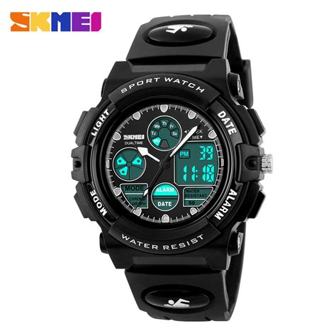 Sale Skmei Sport Water Resistant 50m Ad1016 aliexpress buy skmei children watches for boys water resistant 50m sports