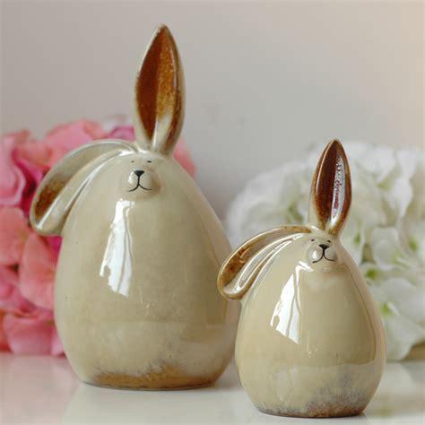 European style white rabbit,ceramic piggy bank money box a