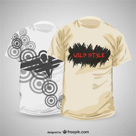 design shirt vector abstract t shirt design template vector free download