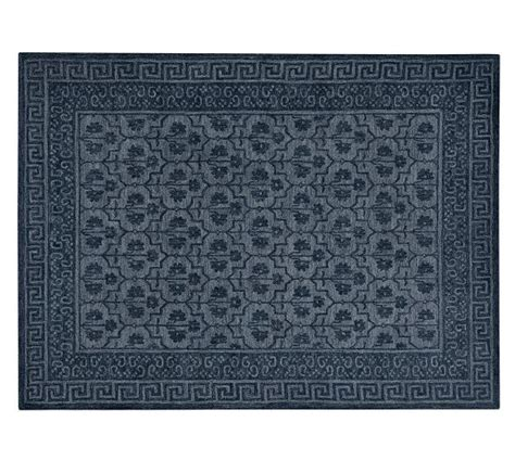 Pottery Barn Blue Rug Braylin Rug Blue Pottery Barn Rugs Pinterest