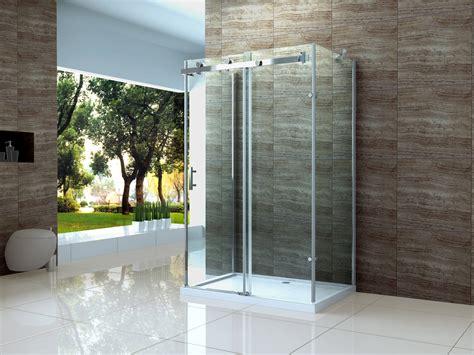 Schiebetür Glas 120 Cm by Scoop 120 X 90 Cm Duschtasse U Form Dusche Glas