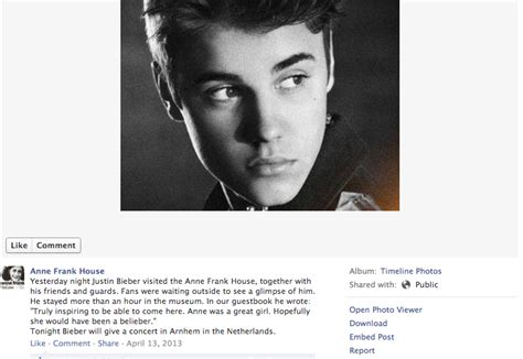 anne frank biography bottle justin bieber s most infamous moments am new york