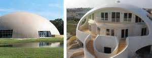 Make House Plans hurricane resistant housing monolithic domes inhabitat